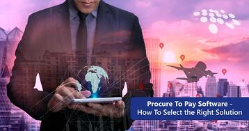 CobbleStone Software offers a guide for how to select procure to pay software.