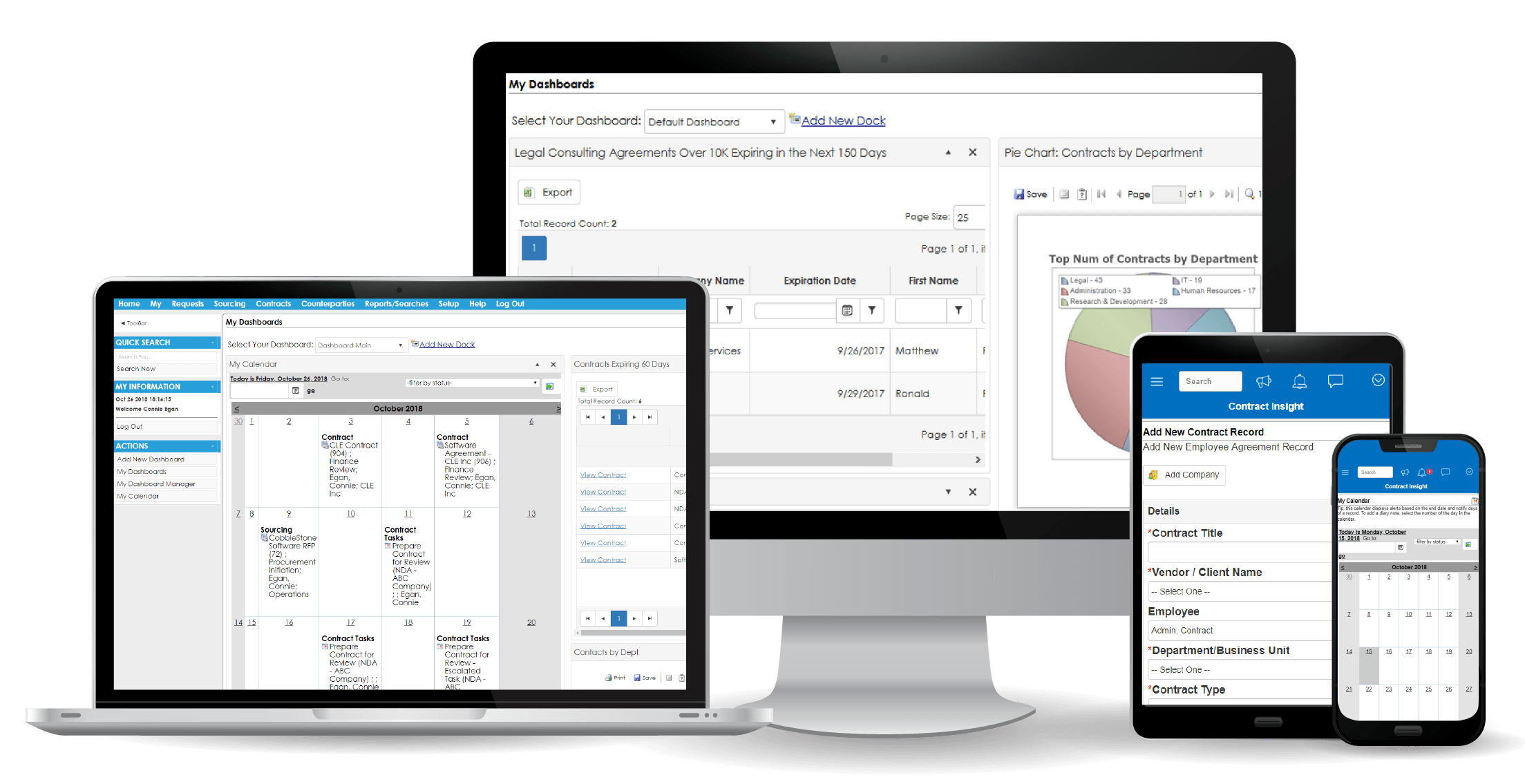 Contract Insight™ Enterprise Edition for Contract Management