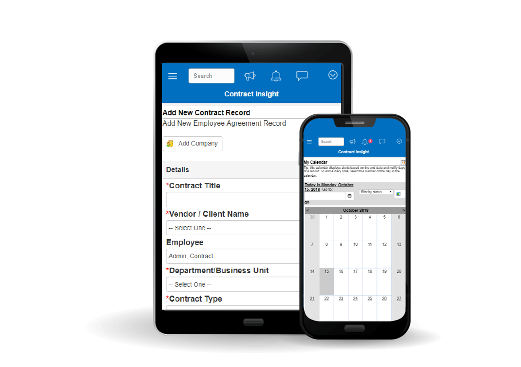 Contract Insight™ Express Edition for Contract Management