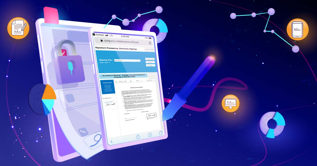 CobbleStone E-Signature Software