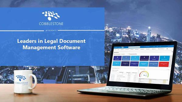 See CobbleStone Software's live demo at the 2019 ACC Annual Meeting