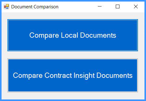 CobbleStone Software features easy document comparison.