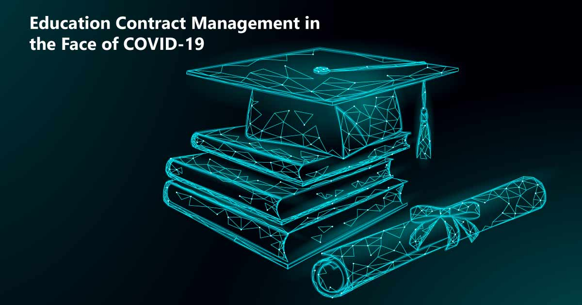 CobbleStone Software improves education contract management in the face of COVID-19.
