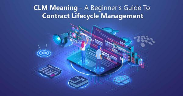 CobbleStone Software offers a beginner's guide to CLM - contract lifecycle management.