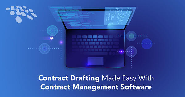 CobbleStone Software discusses how contract drafting is made easy with contract management software.
