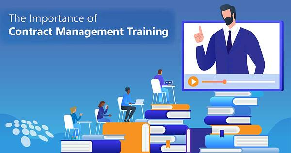 CobbleStone Software highlights the importance of contract management software training.
