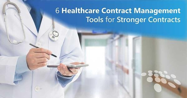 CobbleStone Software showcases six healthcare contract management tools for stronger contracts.