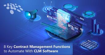 CobbleStone Software helps you automate 8 key contract management functions.
