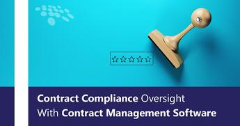 CobbleStone Software helps with contract compliance oversight.