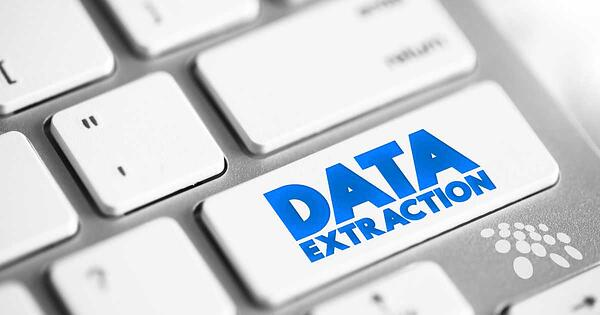 CobbleStone Software supports intelligent data extraction.