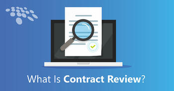 CobbleStone Software explains what is contract review.